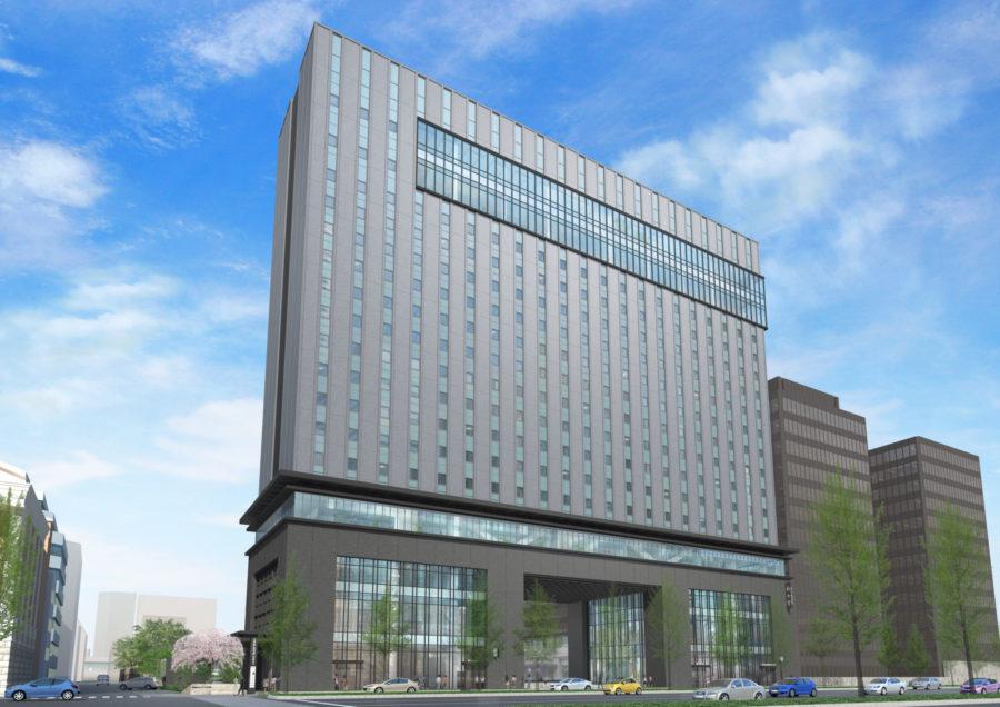 積和不動産関西南御堂ビル  2019年11月1日グランドオープン