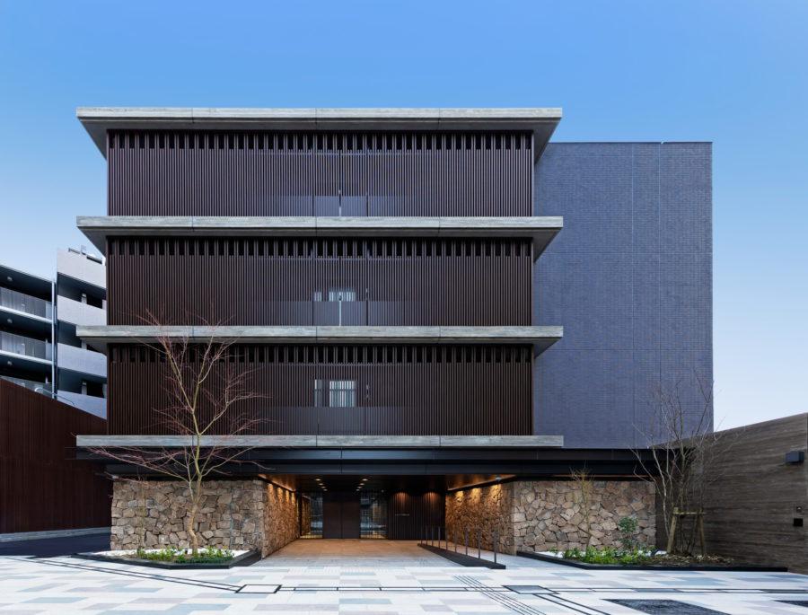 近代建築2020年1月号掲載